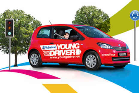 Young Driver Training -  30 Minute Young Driver Lesson with Video - Save 30%