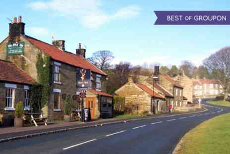 The Buck Inn - One or Two Nights stay For Two With Breakfast And Dinner  - Save 0%