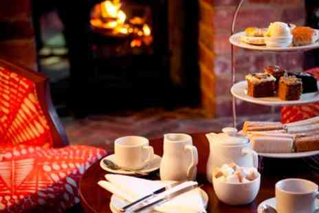 The White Horse Hotel - Afternoon Tea for Two - Save 0%
