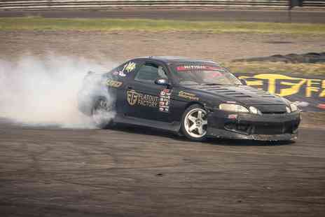 Flatout Factory - Introduction to Drifting for One or Two - Save 65%