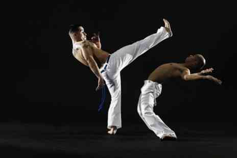 Capoeira Uniao - One Month Membership for Capoeira Classes - Save 0%