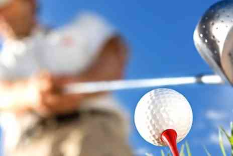 Oakmere Park Golf Club - Up to Six PGA Golf Lessons - Save 60%