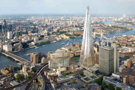 The View - Thames Sightseeing Cruise and The Shard for Two - Save 21%
