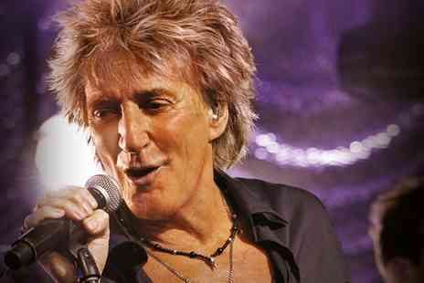 Curated by Groupon Events - Rod Stewart UK Hits 2016 Stadium Tour - Save 0%