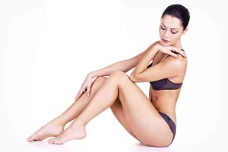 Nainas Beauty Box  - Six Sessions of IPL Hair Removal on One - Save 89%