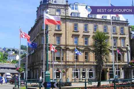The Royal Hotel - One or Two Nights stay For Two With Breakfast, Dinner, Wine and Late Check Out  - Save 0%