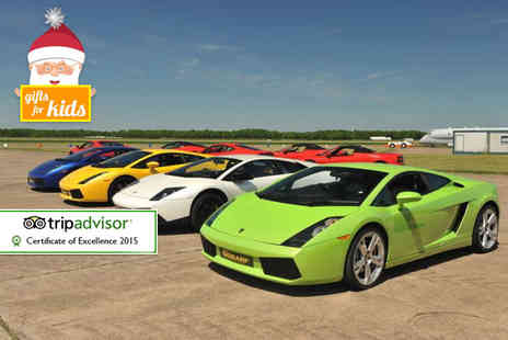 6th Gear Experience - Junior track day experience - Save 0%