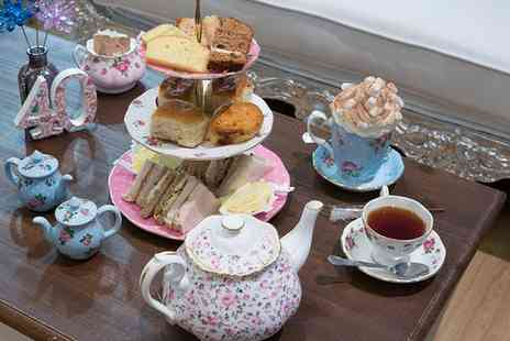 Tea Terrace - Traditional Afternoon Tea with an Optional Prosecco - Save 34%