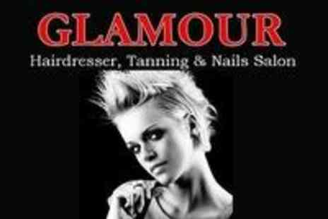Glamour Hairdresser Salon - Childrens Haircut - Save 53%