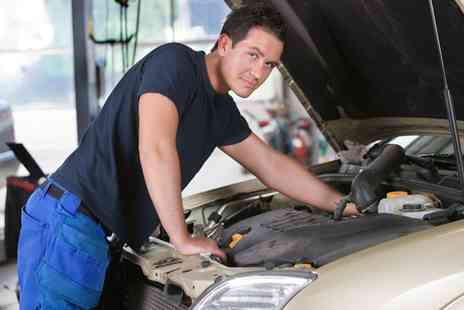 Direct MOT Centre - MOT Test, 54 Point Service with Oil and Filter Change or Both - Save 50%