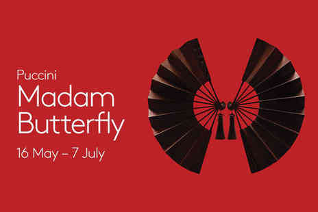 London Theatre Direct - Madam Butterfly Ticket - Save 0%