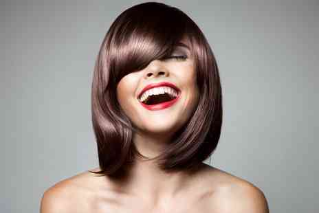 Ooh La Lah Salon - Collexia Blow Dry Treatment with Optional Cut and Finish  - Save 59%
