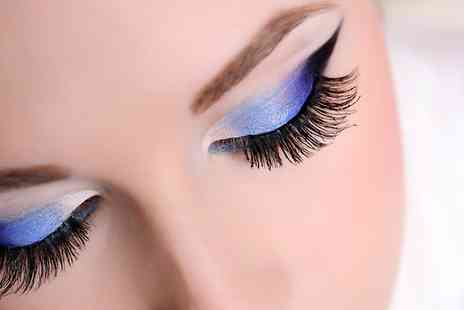 Cute Kate Hair and Beauty Salon - Full Set of Semi Permanent Eyelash Extensions - Save 0%