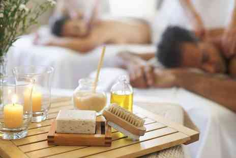 Claretys - Hot Stone and Indian Head Massage with a Facial for One or Two  - Save 49%