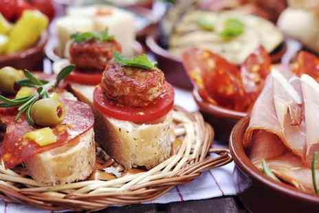 Aroma Cafe Bar - Two Course Tapas for Two - Save 56%