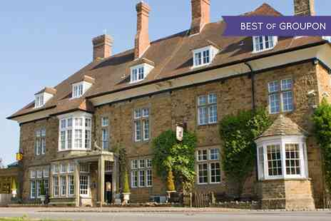 The Speech House Hotel - One or Two Nights stay  For Two With Breakfast; With Option For Tea, Wine or Dinner Credit  - Save 0%