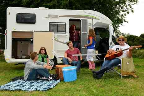 Unbeatable Hire - Three or Seven Nights Motorhome Hire With Nationwide Pick up Locations with Unbeatable Hire  - Save 0%