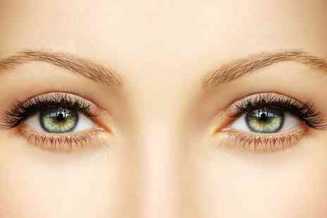 Vintage Rock Hair - Semi Permanent Mascara With HD Brows  - Save 53%