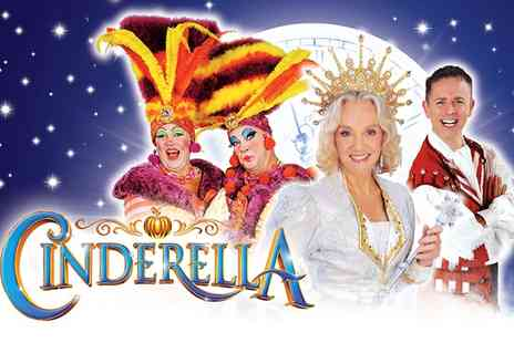 ATG Tickets - Cinderella Featuring Hayley Mills and Matthew Kelly on 4 December  to 10 January - Save 0%