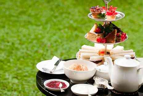 Peak Edge Hotel -  Afternoon Tea For Two With Bubbly - Save 52%
