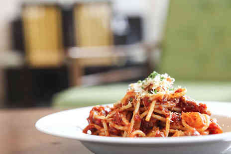 Ciao Bella - Italian Food and Drink for Two - Save 60%