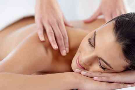 Shiloh Beauty - Back, Neck and Shoulder Massage with an Indian Head Massage - Save 14%