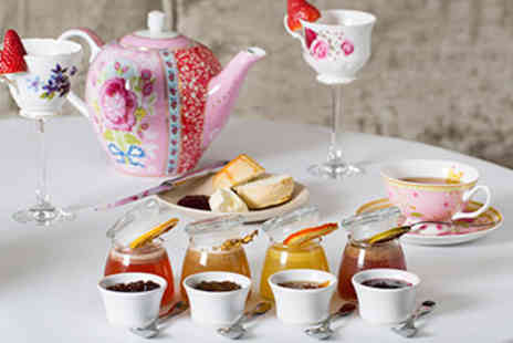 Hush -  Gin and Jam High Tea for Two  - Save 25%