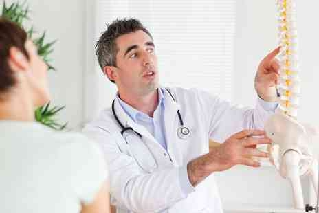 Care For Health - Chiropractic Consultation with One Treatments and Report of Findings   - Save 77%