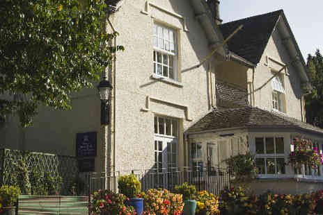 Briery Wood Country House Hotel and Restaurant - Overnight Christmas party package for two - Save 37%
