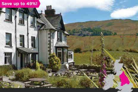 The Mortal Man - Two Night Lake District Stay for two - Save 49%