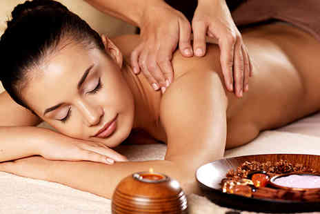 Eves Therapies  - 90 minute pamper package including a hot oil back massage and facial  - Save 67%