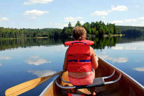 Hire a Canoe  - Canoe or Kayak Hire - Save 65%