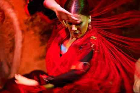 Salvador and Amanda - Flamenco Evening for Two with Tapas, Live Music and Dance - Save 60%