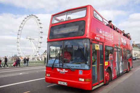 City Tour London - Hop On Hop Off London Sightseeing Bus Tour - Save 33%