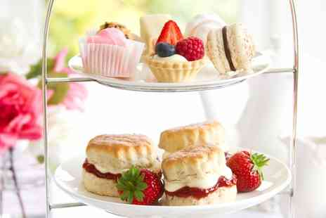 Best Western - Festive Afternoon Tea With Mulled Wine or High Tea With Bubbly - Save 56%