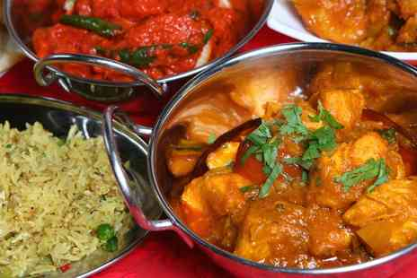 Jewel In The Crown - Indian All You Can Eat Meal for Two  - Save 0%