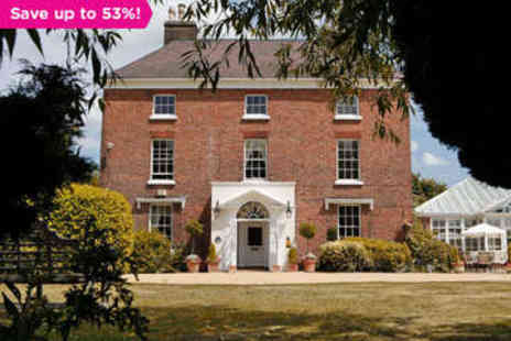 Hadley Park House - Two Nights in Shropshire plus Dinner - Save 53%