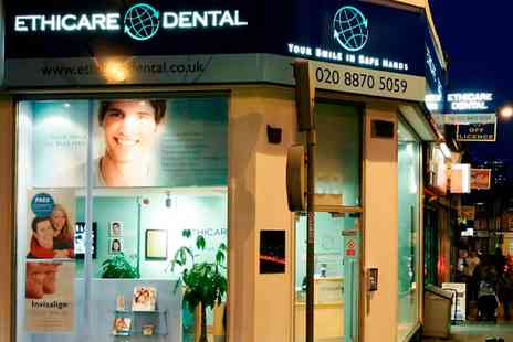 Ethicare Dental - Dental check up, hygiene clean and air polish - Save 0%