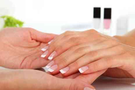 Cute Kate Hair and Beauty Salon  - Gel Manicure with Optional Pedicure   - Save 0%