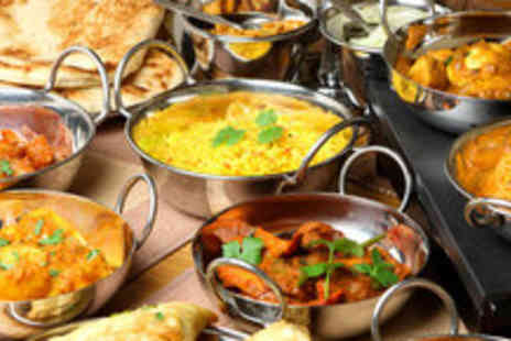 Clapham Tandoori - Food voucher for four people - Save 68%