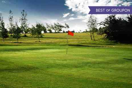 South Cerney Golf Course - 18 Holes of Golf and Breakfast Roll for Two - Save 60%