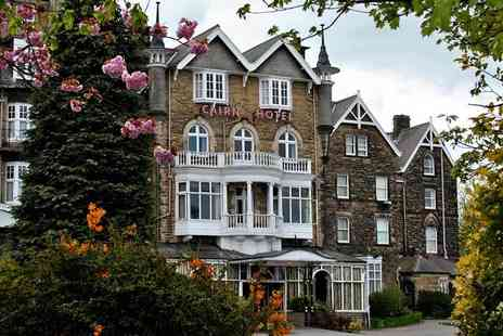 The Cairn Hotel - One or Two night in Harrogate stay for two including breakfast - Save 57%