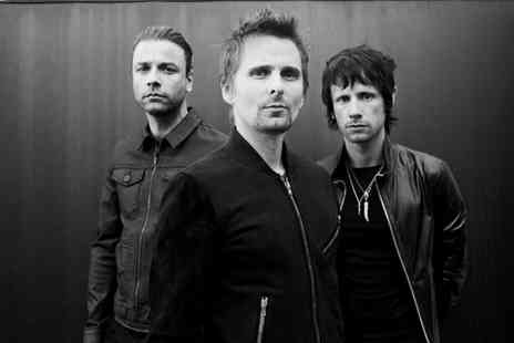 London Theatre Direct - Muse Live at The O2 with a Pre Show Thames River Cruise on 3rd, 11th or 12th April - Save 0%