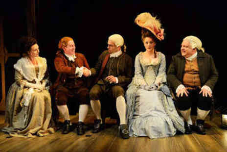 Theatre Royal Haymarket - Ticket to Mr. Footes Other Leg Show  - Save 54%