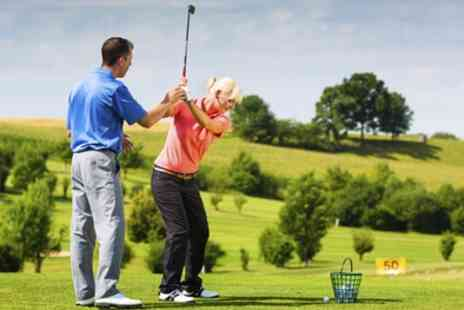 Royston Golf Club - One Hour PGA Golf Lesson - Save 49%