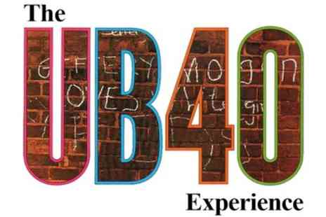 Agmp - Ticket to The UB40 Experience on 16 January - Save 0%