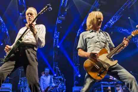 LCC Live - Tickets to Status Quo live at Somerset Rocks on 26th August - Save 0%