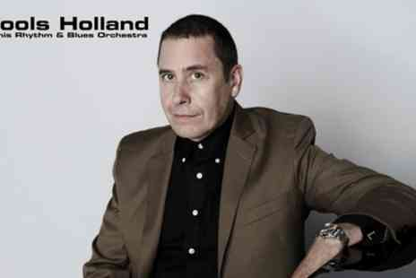 LCC Live - Tickets to Jools Hollands concert on 28th August 2016  - Save 0%