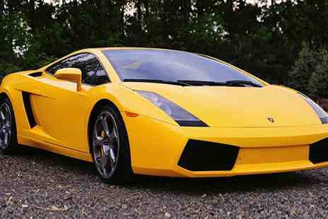 Golden Moments - Lamborghini Motorway Driving Experience   - Save 0%