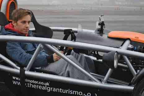 The Real Gran Turismo  - Two Lap Passenger Ride in Ariel Atom  - Save 51%